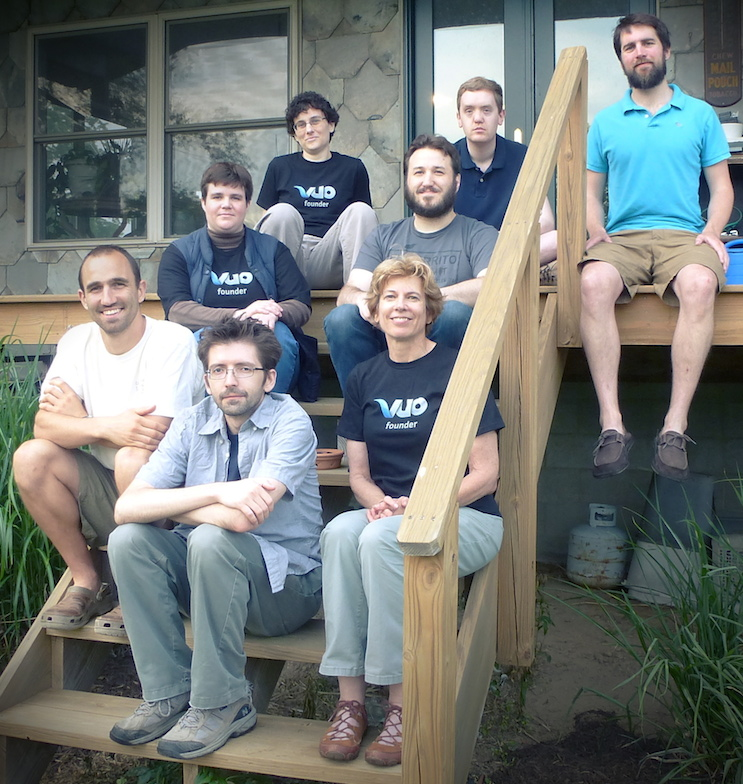 A photo of Team Vuo