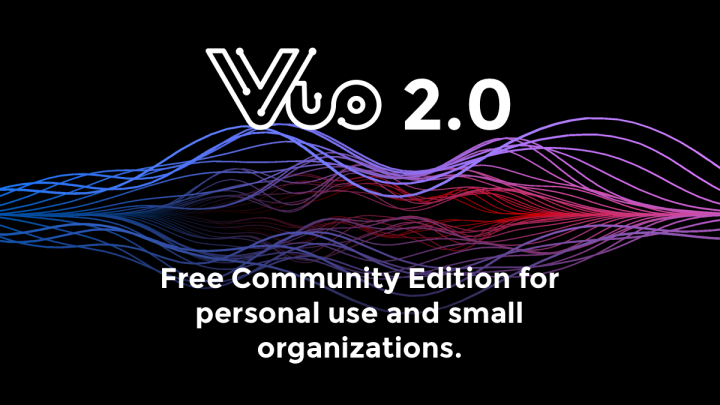 Free community edition for personal use and small organizations.