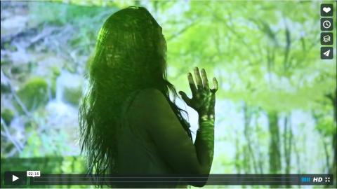 Screenshot of the Rallentando video