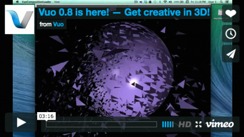 Vuo 0.8 release video on Vimeo