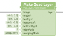Make Quad Layer node
