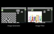 Creating Image Generator and Image Filter compositions