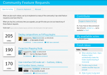 Community Feature Requests | Vuo